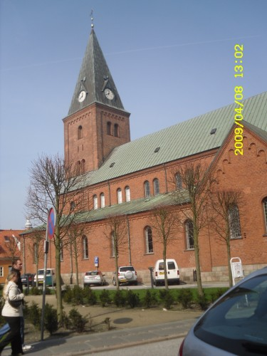 biserica din Thisted
