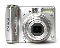 Camera Foto Canon Canon Powershot A570 Is