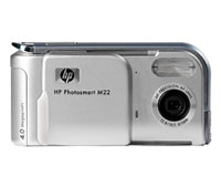 Camera Foto Hewlett packard Hp Photosmart M22